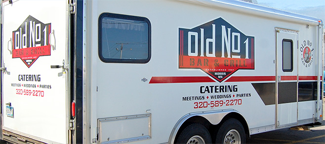 Photo of Old Number 1 Catering Trailer
